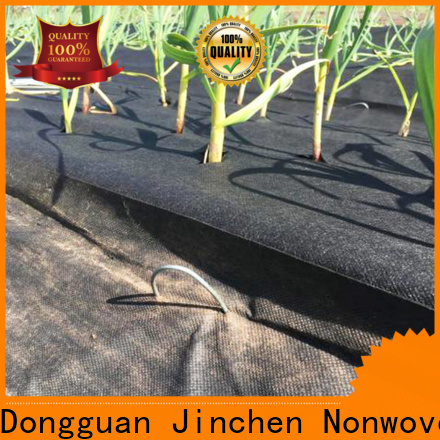 Jinchen agricultural fabric suppliers timeless design for garden