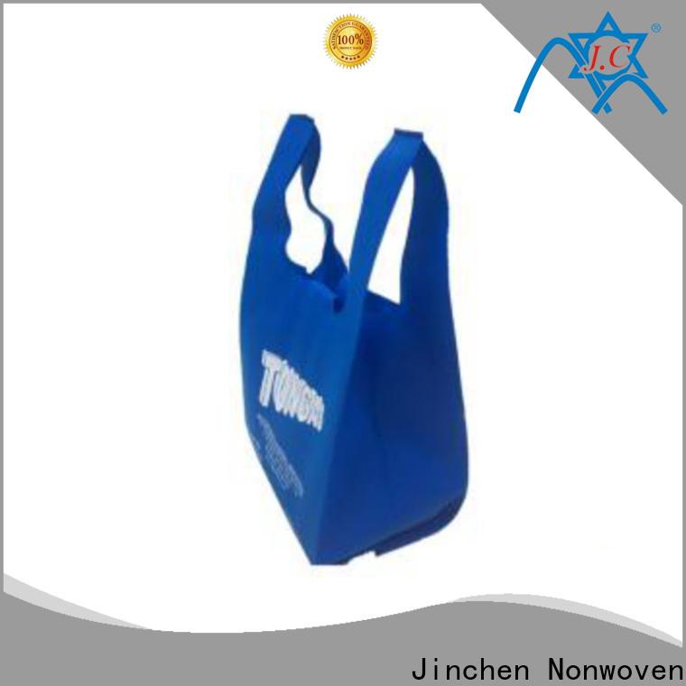 Jinchen non woven tote bags wholesale solution expert for sale