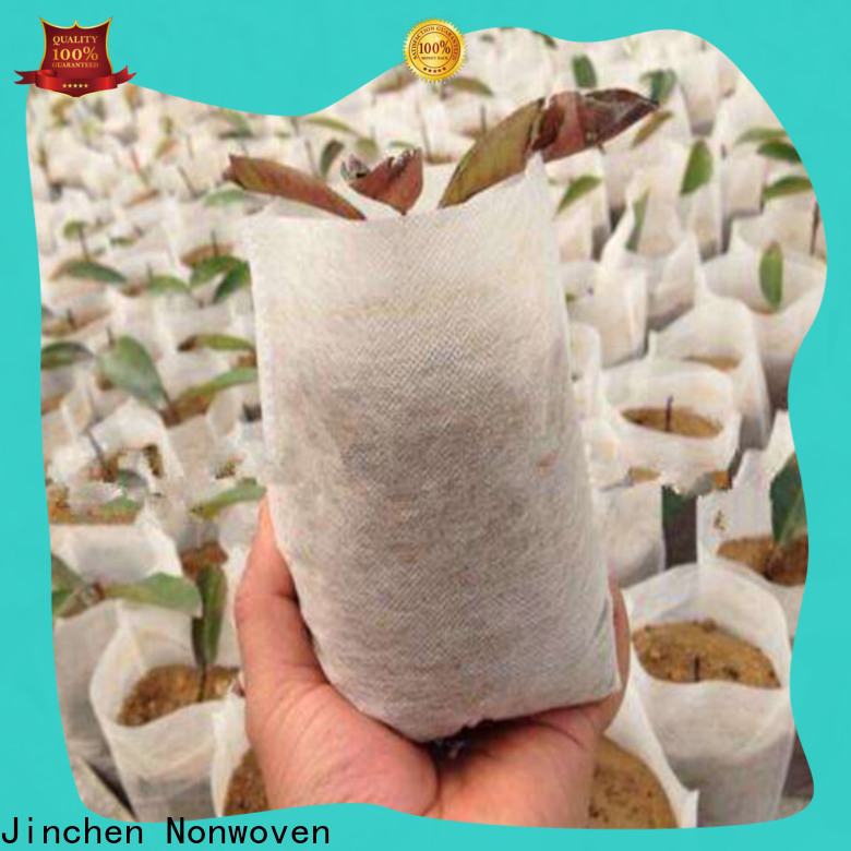 Jinchen non plastic bags exporter for shopping mall