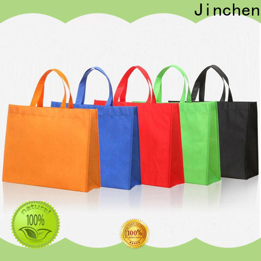 Jinchen non woven carry bags wholesaler trader for sale