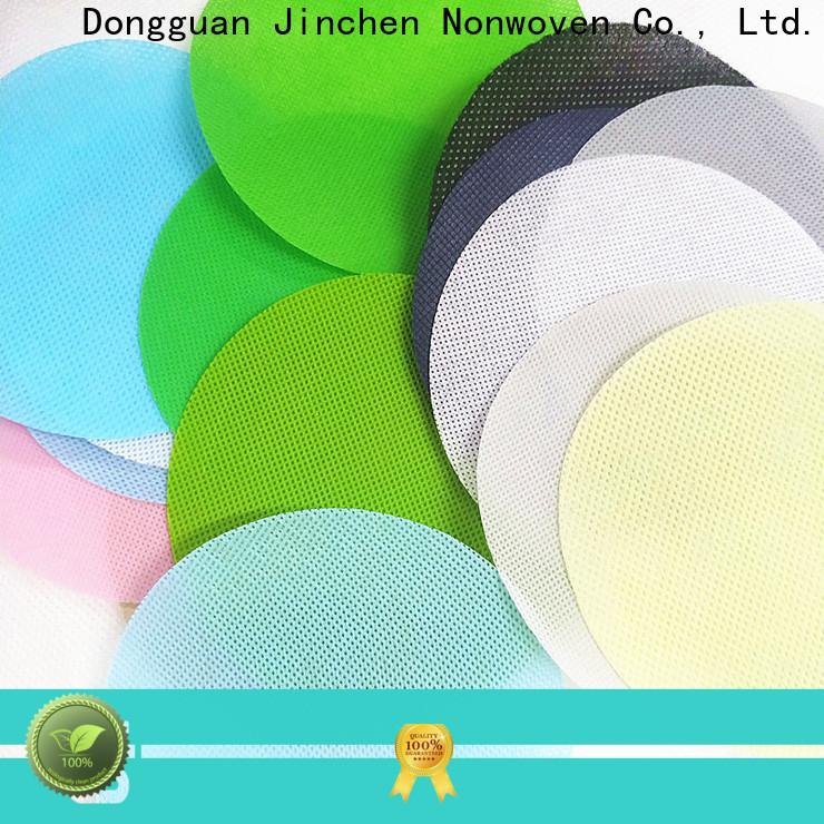 Jinchen virgin polypropylene spunbond nonwoven fabric solution expert for sale