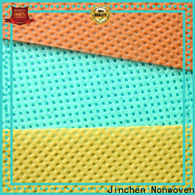Jinchen top pp spunbond nonwoven fabric exporter for agriculture