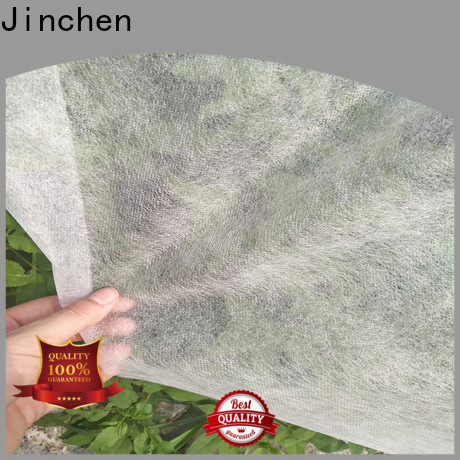 Jinchen spunbond nonwoven fabric producer for tree