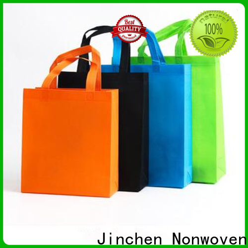 Jinchen non woven fabric bags solution expert for sale