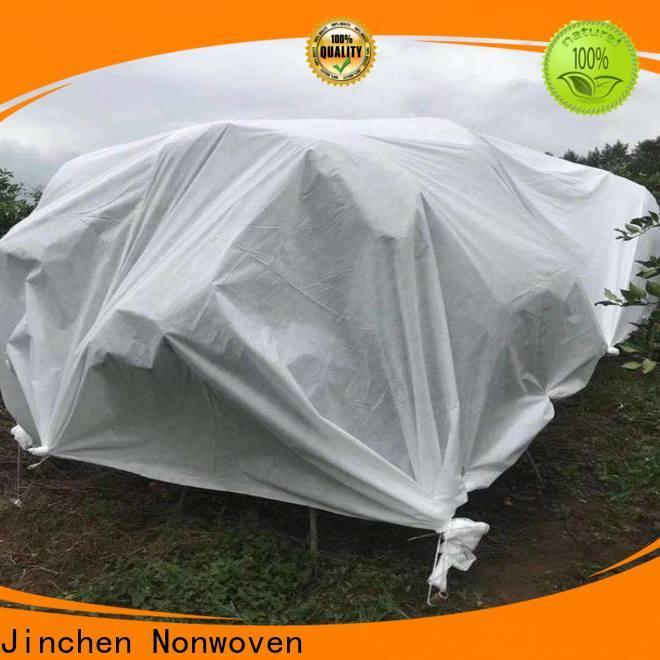 Jinchen spunbond nonwoven factory for greenhouse
