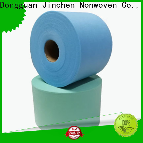 Jinchen wholesale non woven fabric for medical use producer for personal care