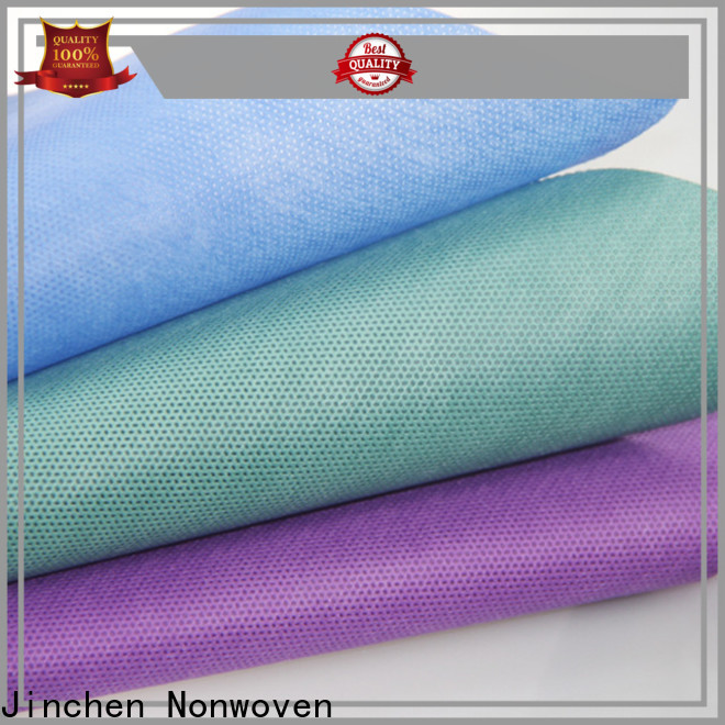 Jinchen fast delivery non woven fabric for medical use supplier for surgery