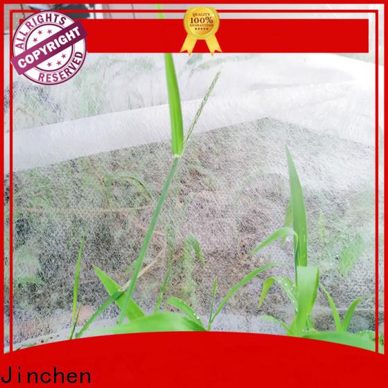 Jinchen ultra width agricultural fabric spot seller for garden