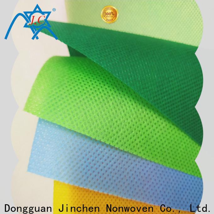 Jinchen non woven cloth supplier