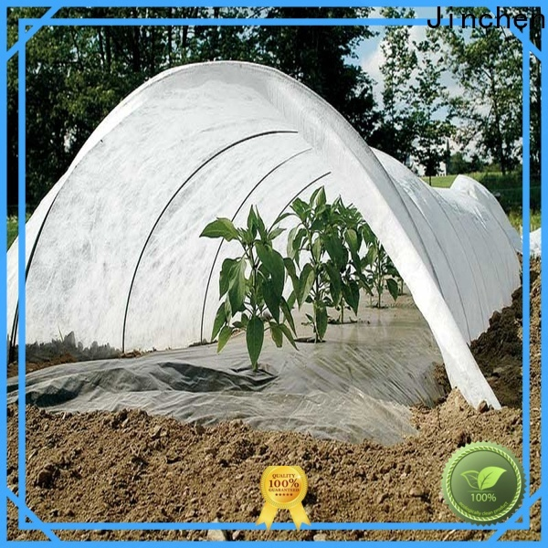 Jinchen agricultural fabric suppliers wholesale for garden