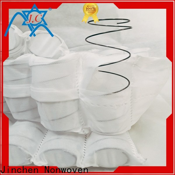 Jinchen pp non woven fabric wholesale for bed