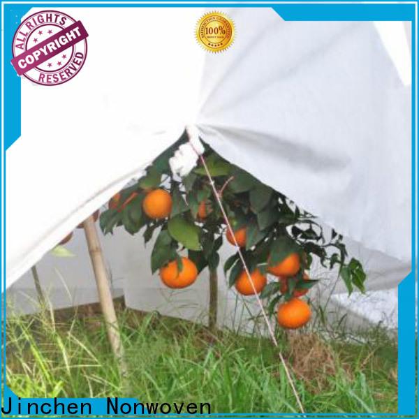 Jinchen agriculture non woven fabric wholesaler trader for garden