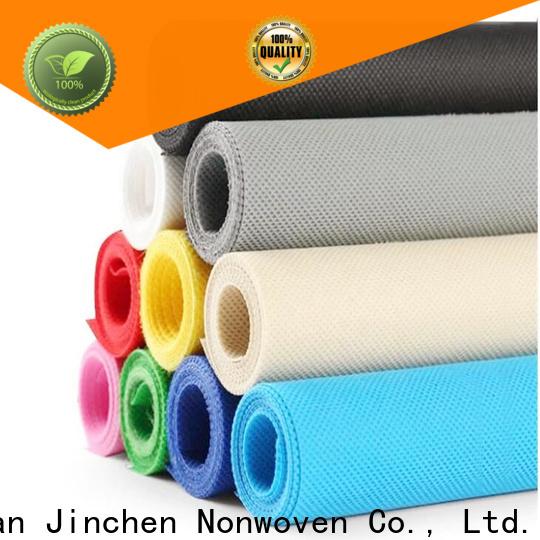 Jinchen PP Spunbond Nonwoven exporter for furniture