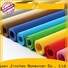 Jinchen non woven printed fabric rolls spot seller for furniture