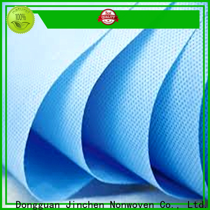 Jinchen embossed non woven fabric manufacturer for furniture