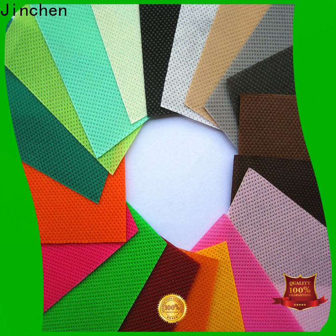 Jinchen printed non woven fabric producer for agriculture