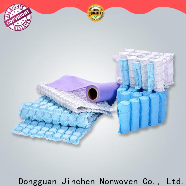 Jinchen non woven fabric products trader for bed