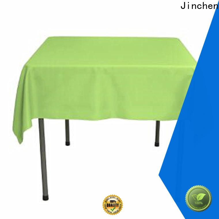 Jinchen custom nonwoven tablecloth exporter for sale