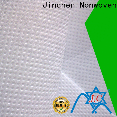 Jinchen non woven fabric products factory for mattress