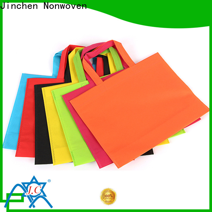 Jinchen non woven tote bags wholesale affordable solutions for sale