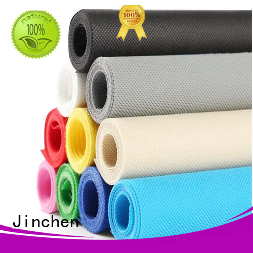 Jinchen PP Spunbond Nonwoven factory for furniture