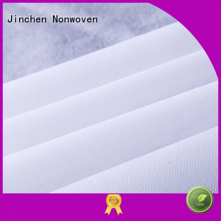 Jinchen non woven manufacturer sofa protector for bed