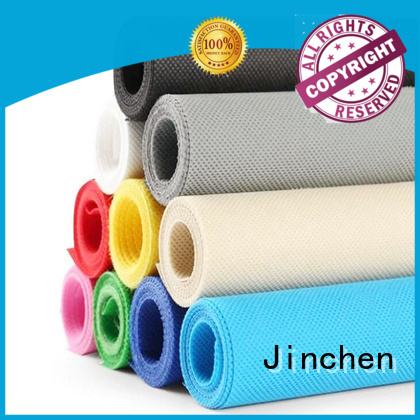 Jinchen customized non woven polypropylene fabric wholesale for sale