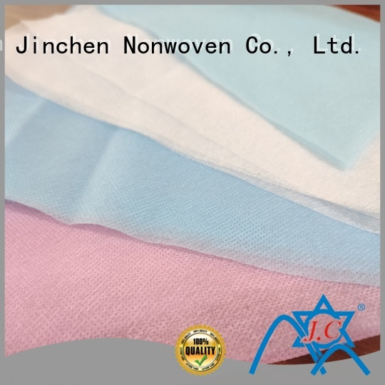 Jinchen medical nonwoven fabric supply for hospital
