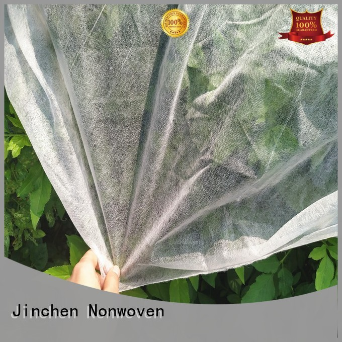 Jinchen high quality agricultural cloth fruit cover for greenhouse