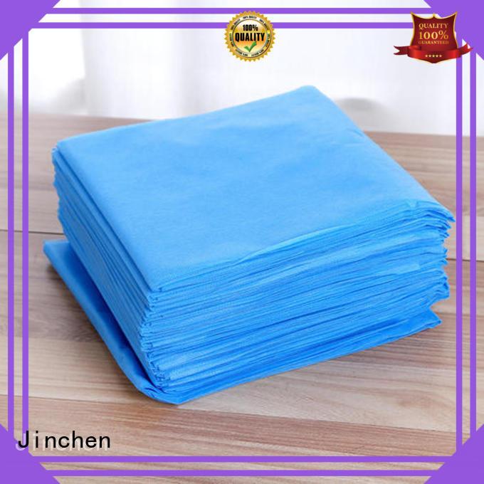 Jinchen reusable pp spunbond nonwoven fabric supplier for agriculture