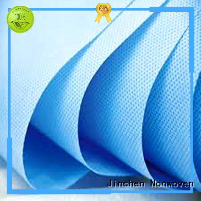 Jinchen pp spunbond nonwoven fabric company for agriculture