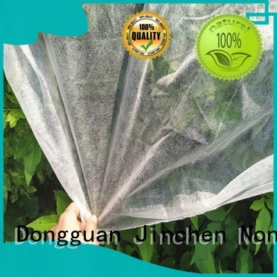 Jinchen custom agricultural fabric ground treated for tree