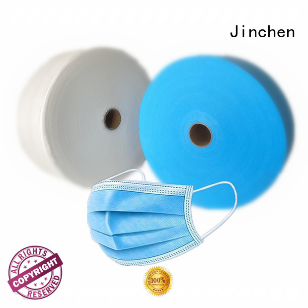 Jinchen latest nonwoven for medical company for hospital