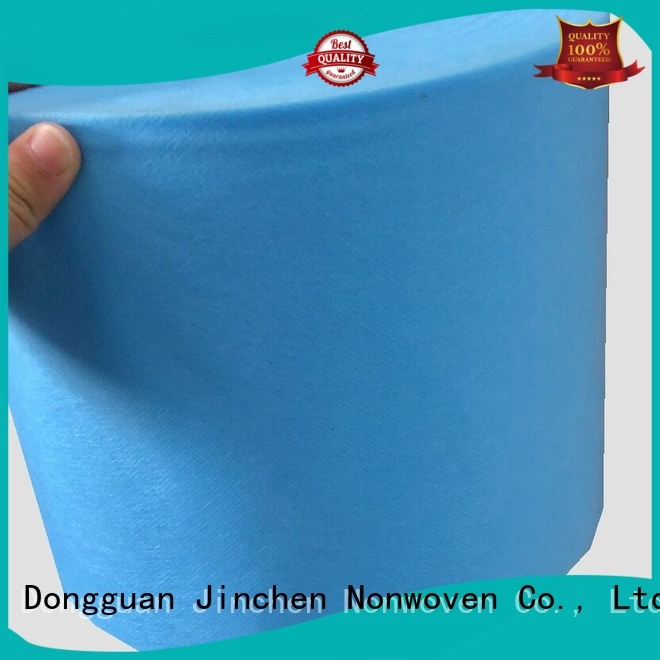 Jinchen medical non woven fabric manufacturers for sale