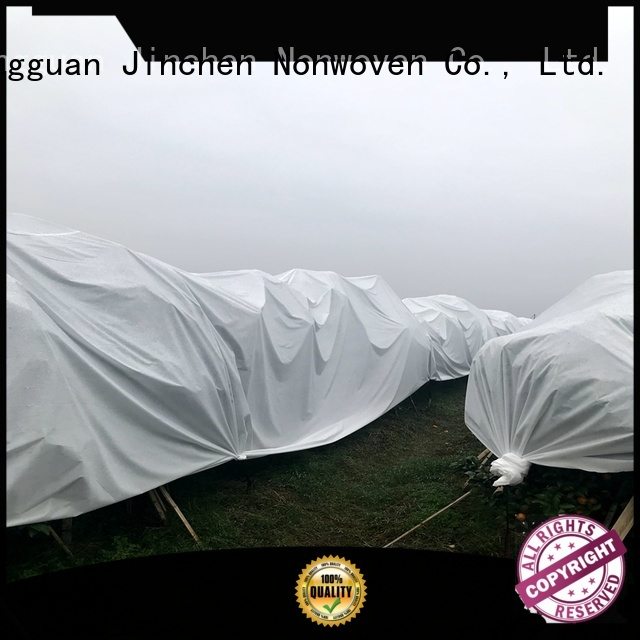 Jinchen best non woven cellulose fabric cover for plant
