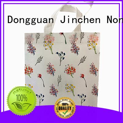 Jinchen non plastic carry bags handbags for supermarket