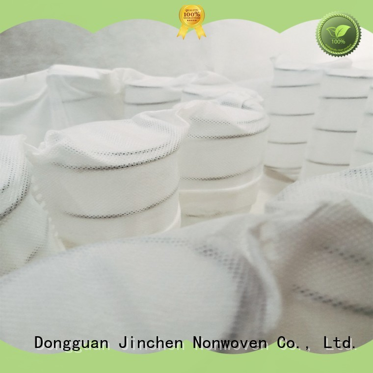 Jinchen hot sale non woven manufacturer tube for mattress