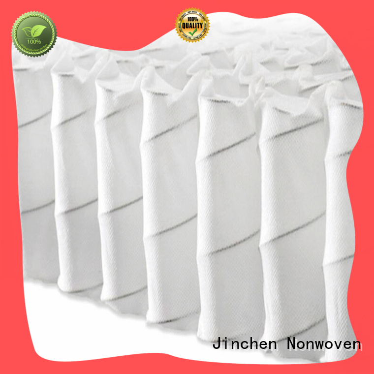 Jinchen hot sale non woven manufacturer tube for spring