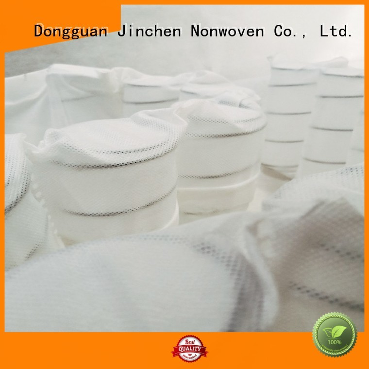 Jinchen hot sale non woven fabric products for busniess for pillow