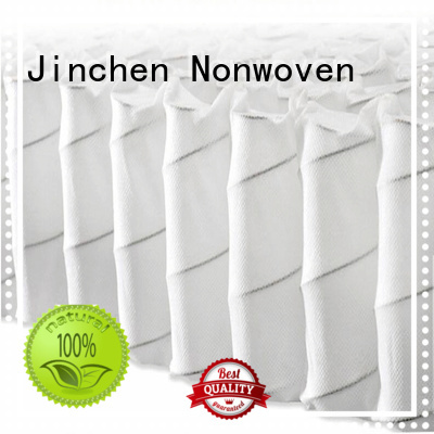 Jinchen pp non woven fabric manufacturer for bed