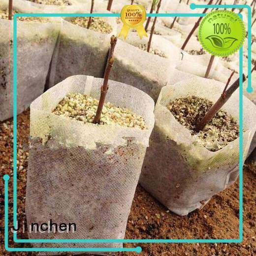 Jinchen professional agriculture non woven fabric landscape for greenhouse
