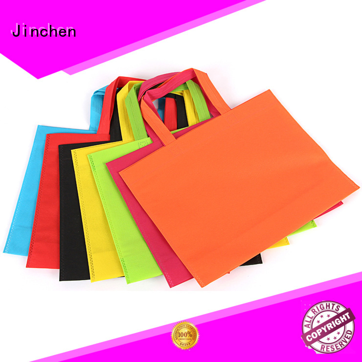 Jinchen custom reusable bags factory for shopping mall