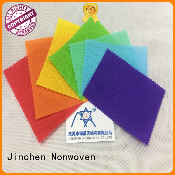 Jinchen pp spunbond non woven fabric with customized service for agriculture