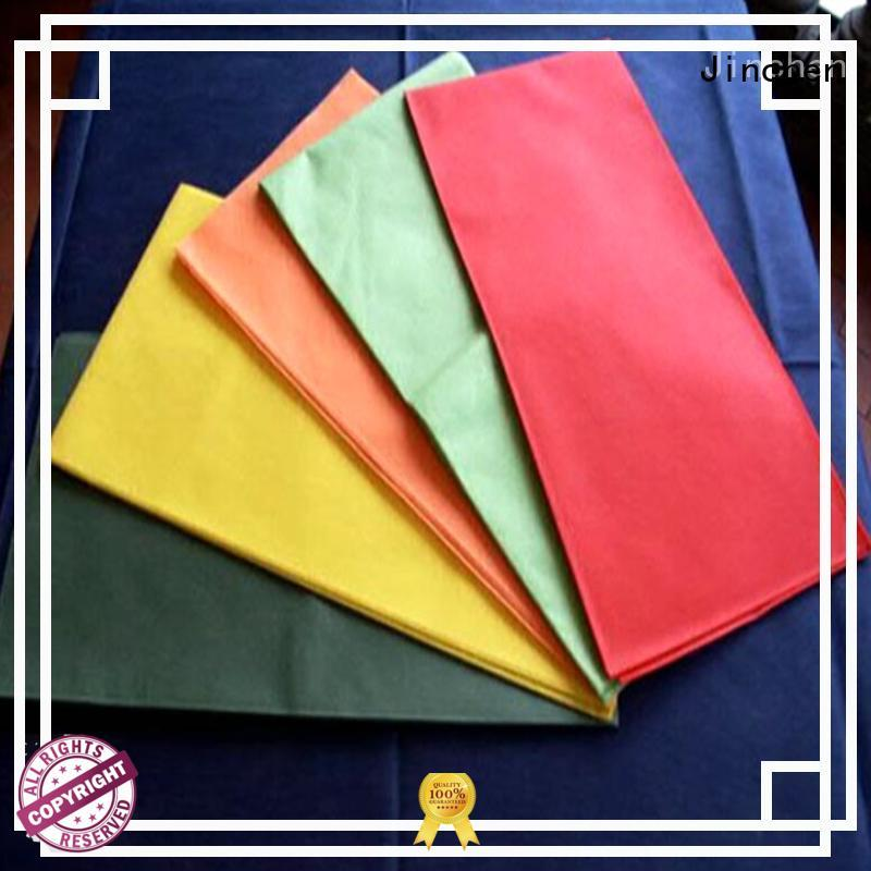 Jinchen top non woven cotton with customized service for sale