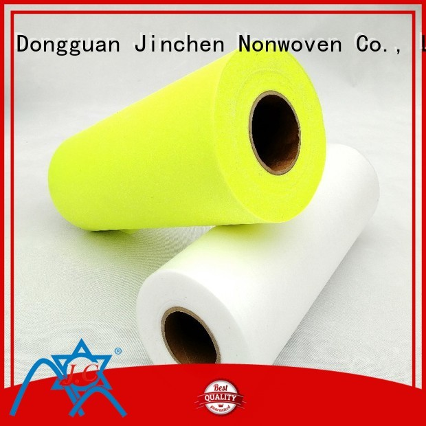 Jinchen non woven fabric products wholesale for sofa