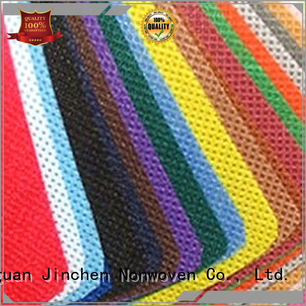 Jinchen PP Spunbond Nonwoven with customized service for furniture