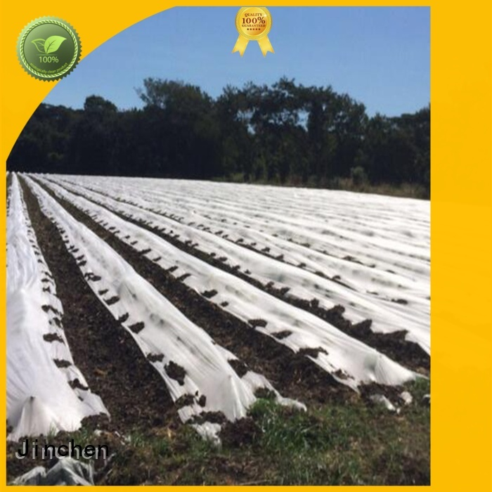 Jinchen agriculture non woven fabric landscape for greenhouse