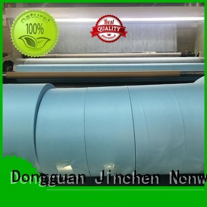 Jinchen blue non woven fabric for medical use manufacturers for surgery