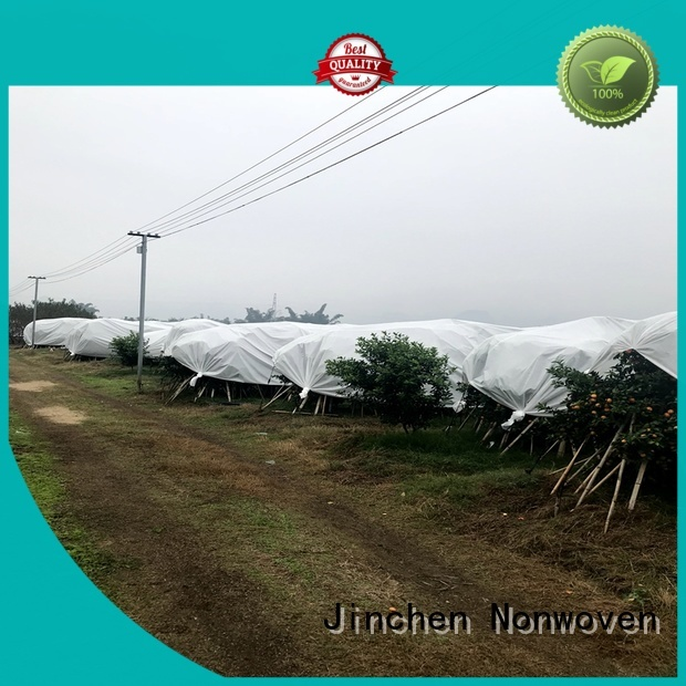 Jinchen superior quality garden frost protection cover for sale