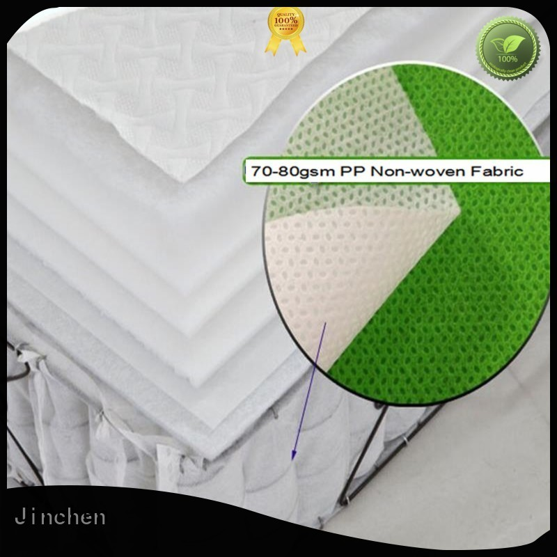 Jinchen new pp non woven fabric company for spring
